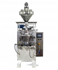 Augur machine for powders