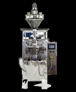 Augur machine for powders